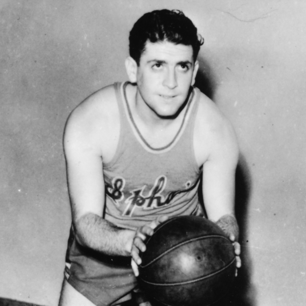 "Philly Jewish Sports Hall of Fame Alexander ""Petey"" Rosenberg"
